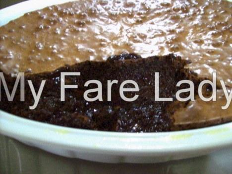 Gooey Fudgy Chocolate Pudding